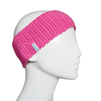headband-hot-pink